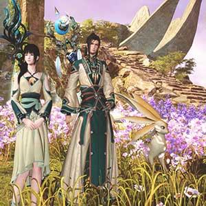 Swords of Legends Online - Mâle et femelle
