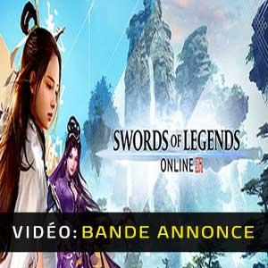 Swords of Legends Online Bande-annonce vidéo