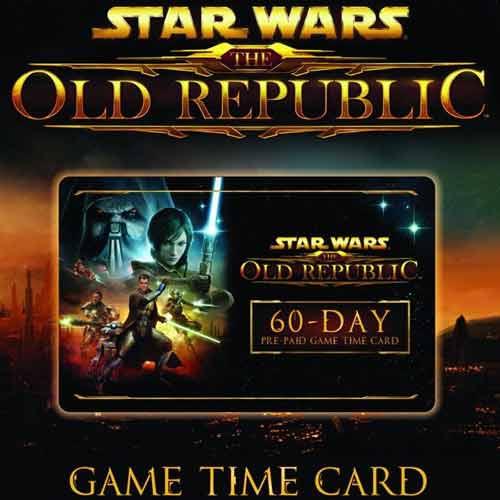 Acheter carte prépayée Star Wars TOR 60 jours Comparateur Prix