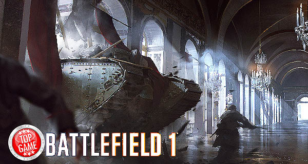 Battlefield 1 médailles
