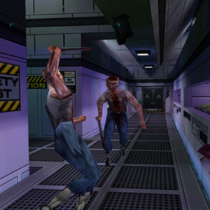 System Shock 2 Bats toi