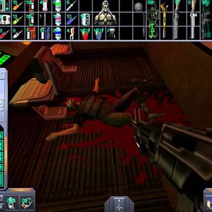 System Shock 2 Armes