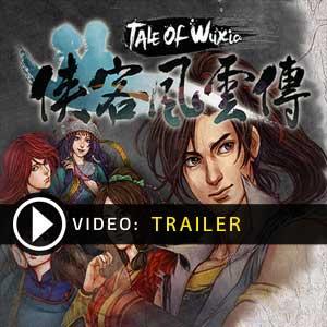 Acheter Tale of Wuxia Clé Cd Comparateur Prix
