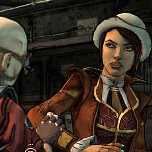 Tales from the Borderlands Gameplay