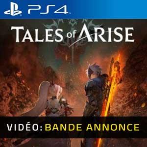 Tales of Arise Bande-annonce Vidéo