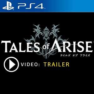 Tales of Arise PS4 en boîte ou à télécharger