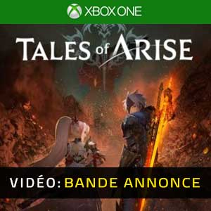 Tales of Arise Xbox One Bande-annonce Vidéo