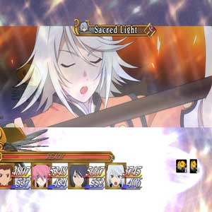Tales of Symphonia HD Sacred Light