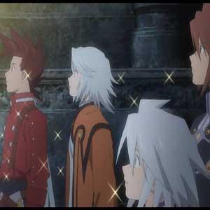 Tales of Symphonia HD Scénario