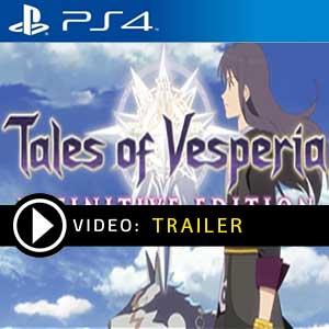 Tales of Vesperia Definitive Edition PS4 en boîte ou à télécharger