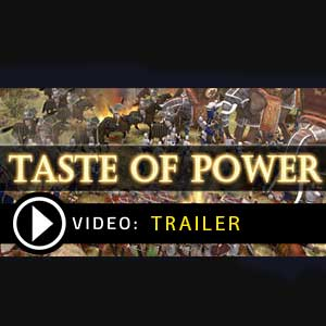 Acheter Taste of Power Clé CD Comparateur Prix
