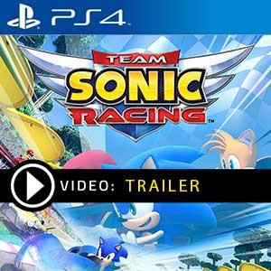 Team Sonic Racing PS4 en boîte ou à télécharger
