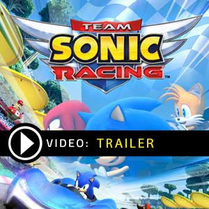Vidéo de la bande-annonce de Team Sonic Racing