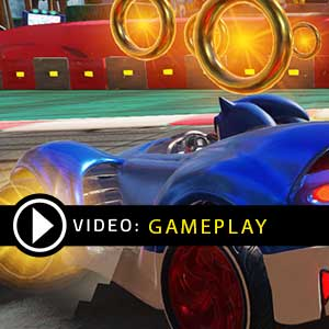 Team Sonic Racing Gameplay Video