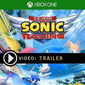 Team Sonic Racing Xbox One en boîte ou à télécharger