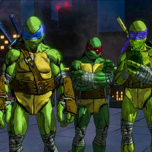 Teenage Mutant Ninja Turtles Mutants in Manhattan Tortues ninja