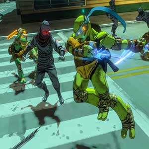 Teenage Mutant Ninja Turtles Mutants in Manhattan Combat