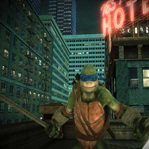 Ninja Turtles Out Of Shadows Leonardo