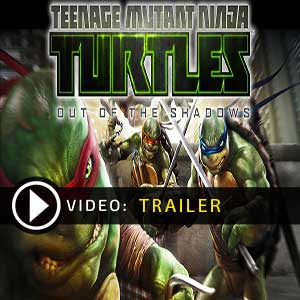 Acheter Teenage Mutant Ninja Turtles Out of the Shadows clé CD Comparateur Prix