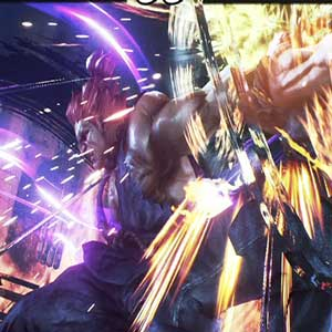 Tekken 7 mode histoire
