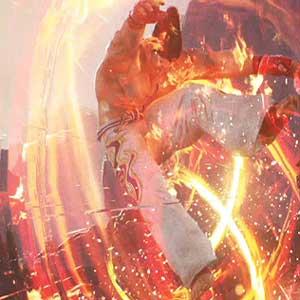 Combat de Tekken 7