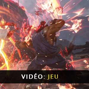 Vidéo du jeu Tekken 7