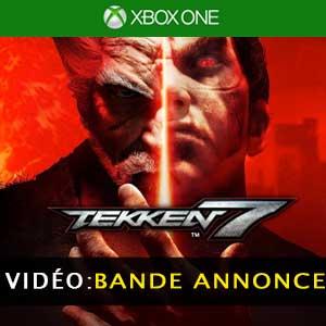 Vidéo de la bande annonce de Tekken 7