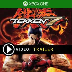 Tekken 7 Xbox One Digital Download und Box Edition
