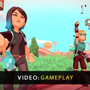 Temtem Vidéo de gameplay