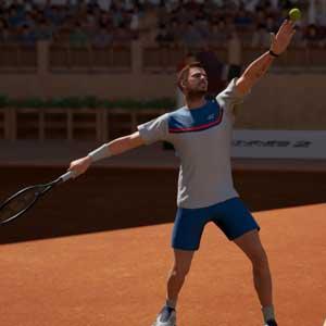 Service de Tennis World Tour 2