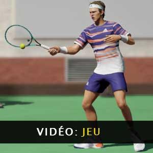 Vidéo du jeu Tennis World Tour 2