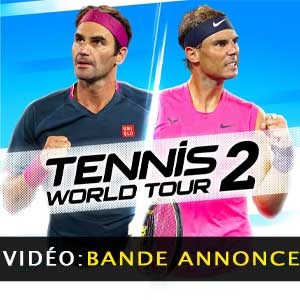 Vidéo de la bande-annonce du Tennis World Tour 2