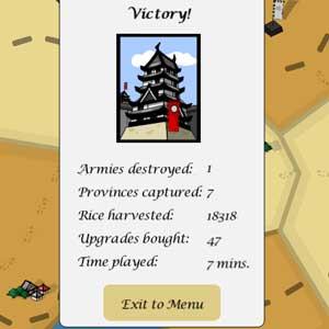 Tenshu General Victoire