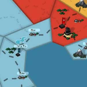 Tenshu General Gameplay