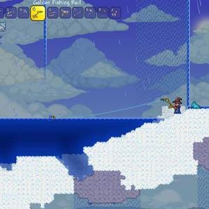 Terraria PS4 - Pêche
