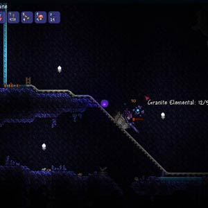 Terraria PS4 mage