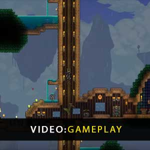 Terraria Gameplay Video