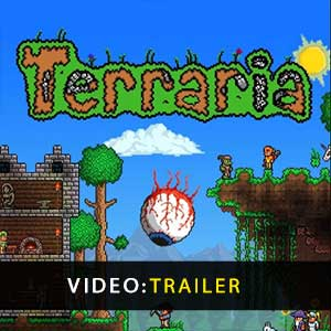 Vidéo de la bande-annonce de Terraria