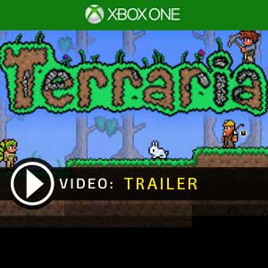 Terraria Xbox One en boîte ou à télécharger