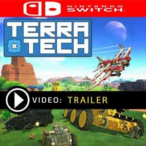 TerraTech Nintendo Switch en boîte ou à télécharger