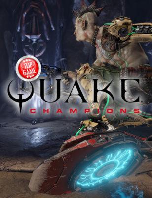Le Test technique à grande échelle de Quake Champions est maintenant ouvert à tout le monde !