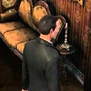 Sherlock Holmes Testament - Enquêter
