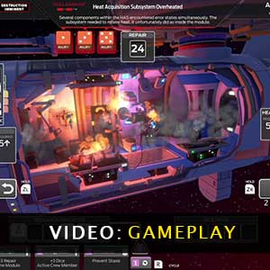 Tharsis Gameplay Video