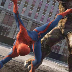 The Amazing Spiderman Combat