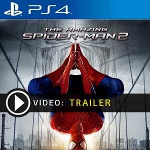 The Amazing Spiderman 2 PS4 en boîte ou à télécharger