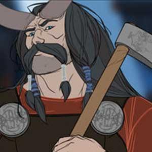 The Banner Saga 2 Hakon et Mogr