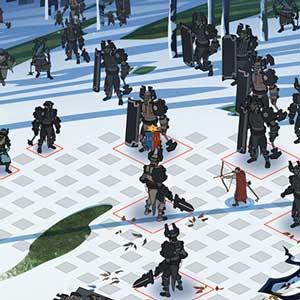 The Banner Saga 2 Gameplay