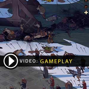 Banner Saga 3 vidéo Gameplay