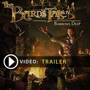 Acheter The Bard's Tale 4 Barrows Deep Clé CD Comparateur Prix