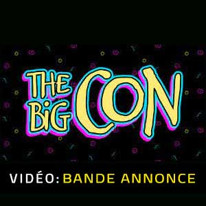 The Big Con Bande-annonce Vidéo